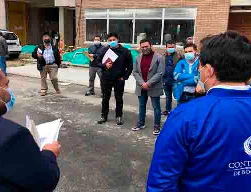Contraloría de Bogotá visitará obras y proyectos de impacto para la ciudad