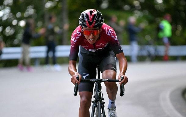 Egan Bernal subcampeón del Trofeo Laigueglia