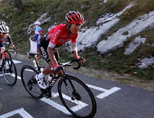 El ciclista Nairo Quintana fue el mejor en la primera etapa a la vuelta Cataluña