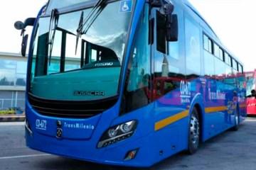 TransMilenio lanza su tercer patio 100% eléctrico en Suba