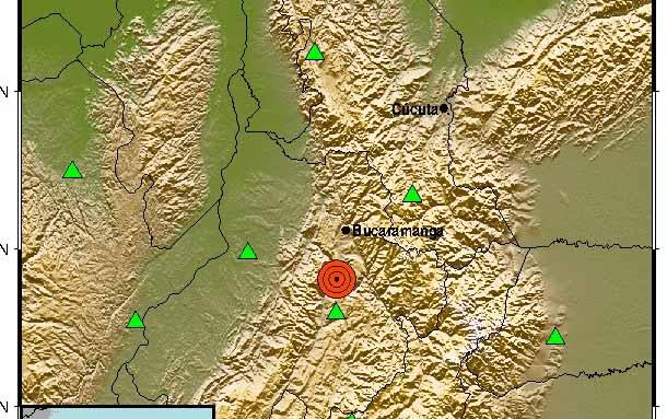 Fuerte sismo sacudió varios municipios del país la noche de este miércoles
