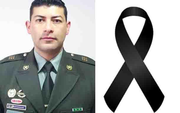 Alcalde de Soacha confirma la muerte del capitán de la Sijin herido por vándalos durante disturbios