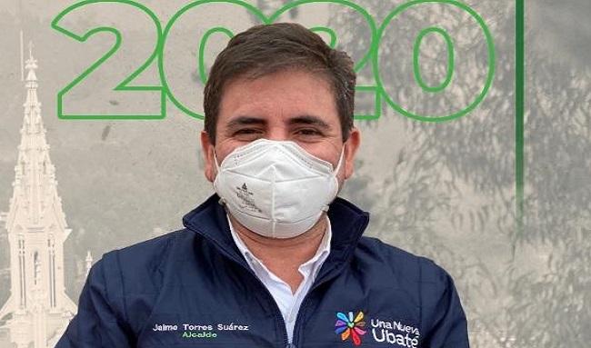 «Positivo balance» de Jaime Torres Alcalde de Ubaté tras el primer año de gestión
