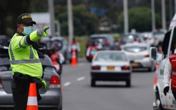 Cerca de 50 mil vehículos ingresaron este sábado Santo por la Autopista Sur en Soacha