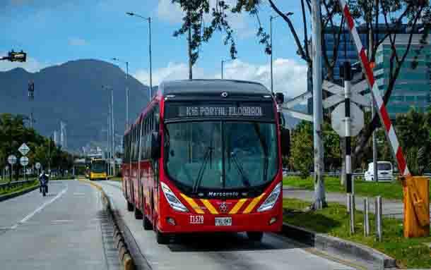 TransMilenio inició operaciones desde las 4 de la mañana este jueves 6 de mayo