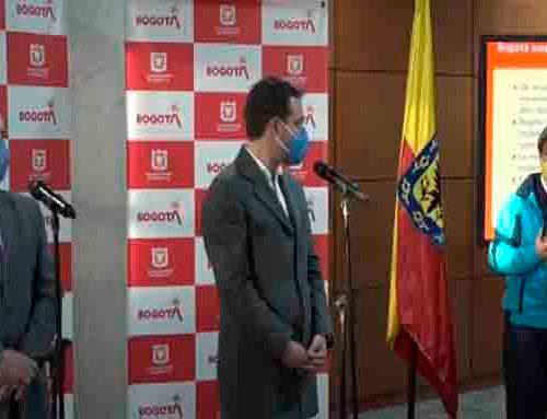 Toque de queda en Bogotá desde las 8:00 de la noche de este martes 20 de abril