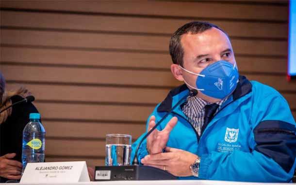Alejandro Gómez, alcalde (e) mientras Alcaldesa López se recupera de COVID-19
