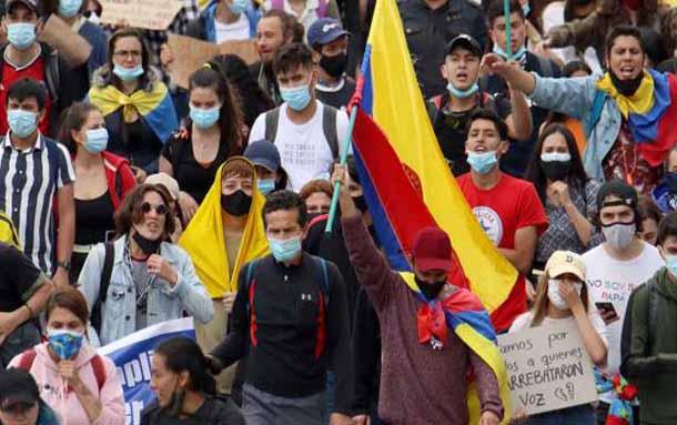 Así avanza la movilidad en Bogotá durante nueva jornada de protestas