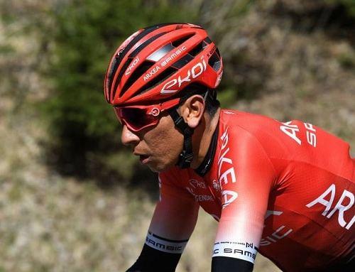 Nairo Quintana es declarado campeón de la Vuelta a Asturias 2021