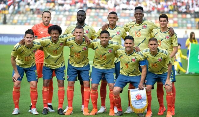 Reinaldo Rueda convoca a 26 jugadores para la selección Colombia para eliminatorias