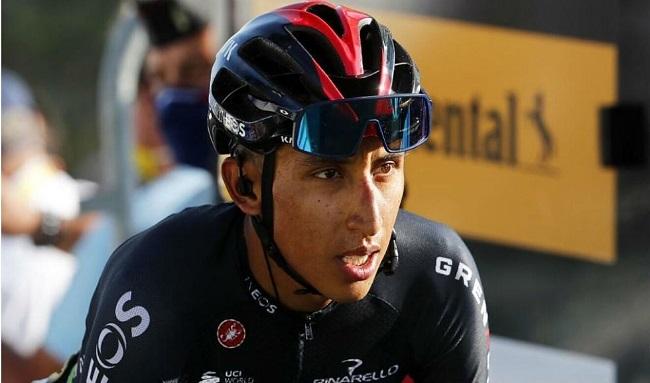 Egan Bernal, nuevo líder en la general y ganador de la etapa No 9 Giro de Italia 2021
