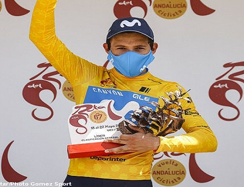 Miguel Ángel López gana la Vuelta a Andalucía del año 2021