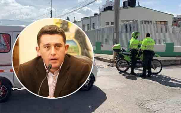 Secretario de Salud de Boyacá pide a los manifestantes habilitar paso para misiones médicas