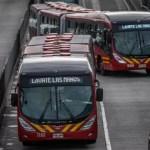Sistema Masivo TransMilenio canceló operaciones en todas las troncales, no hay transporte en Bogotá