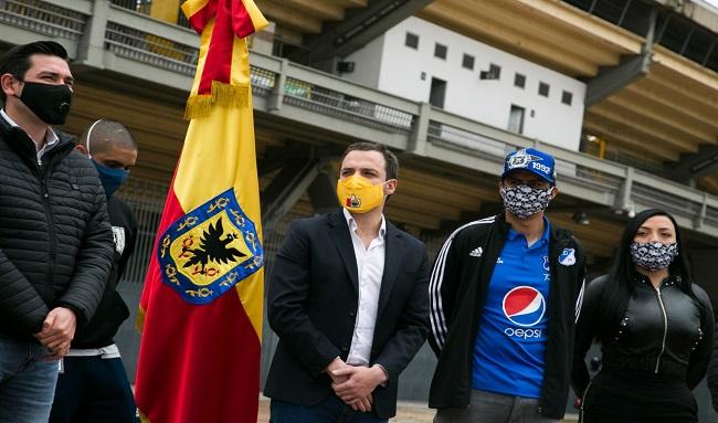 Comisión Distrital de Fútbol toma medidas para la final de Millanarios vs Tolima este  domingo en Bogotá