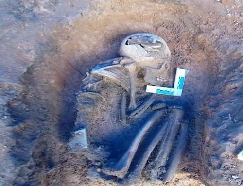 26 tumbas y restos arqueológicos encontrados en ampliación de la Caracas en Bogotá