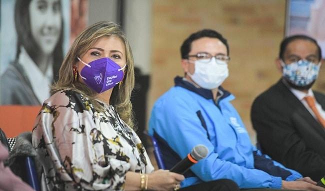 Alcaldesa Mayor destaca regreso masivo de maestros y maestras a la presencialidad