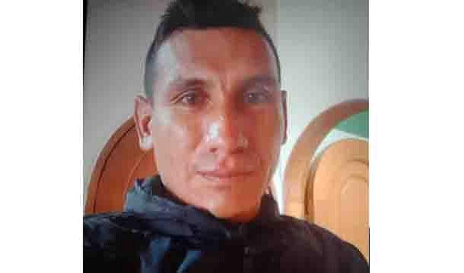 Buscan a Fabian Orlando Chaparro Vásquez, desapareció hace más 8 días en Bogotá
