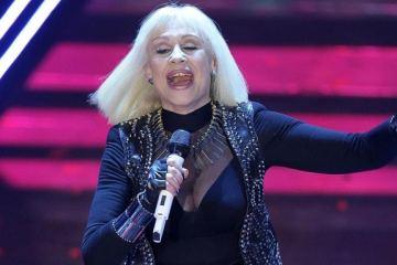 Raffaella Carrá, cantante y compositora italiana, murió a los 78 años