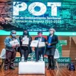 Distrito presentó el POT al Consejo Territorial de Planeación
