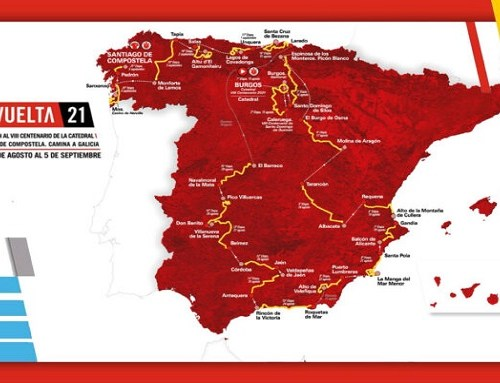 Estos son algunos de los colombianos que irán a la Vuelta a España