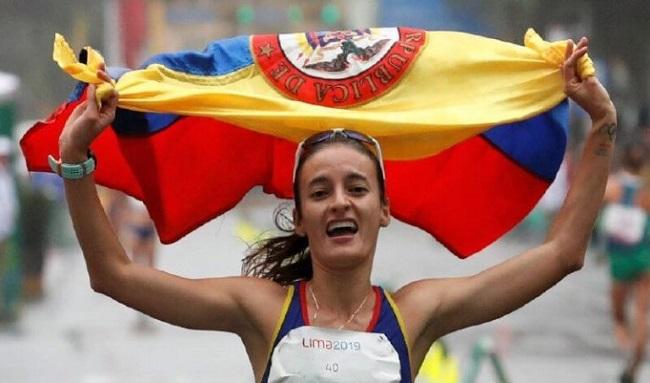 Sandra Lorena Arenas hace historia en los Olímpicos Tokio 2020 gana medalla de plata en 20 km de marcha