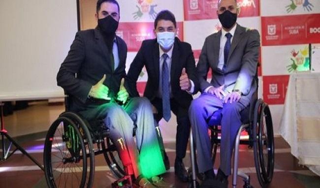 Alcaldía Local de Suba premió a los deportistas más destacados de la localidad en Noche de Gala