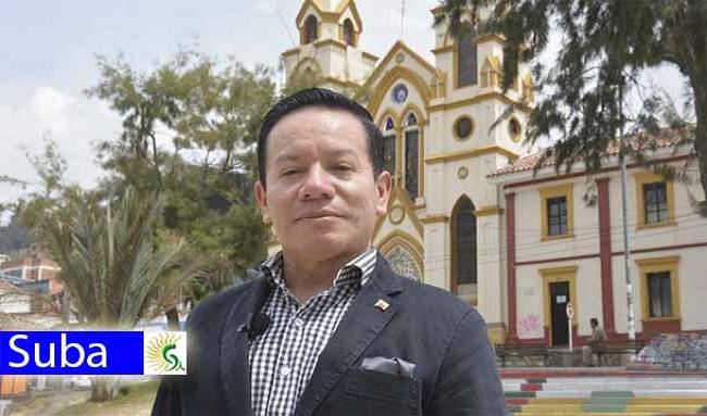 Edil Hugo Barajas insistió que la vacunación es fundamental para prevenir la expansión del virus Delta en Suba