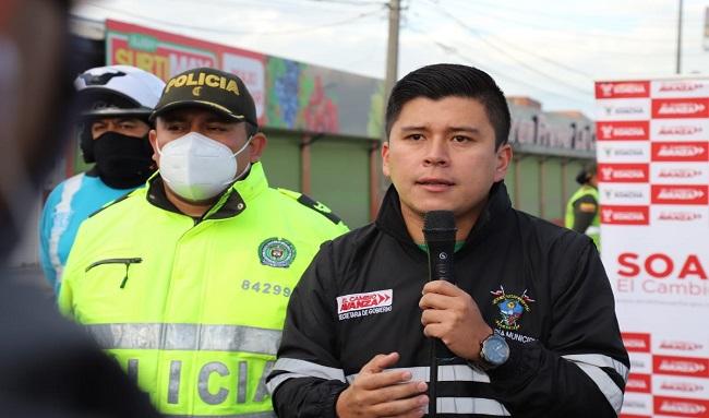 Con operativos de control permanentes Soacha fortalece su seguridad ciudadana