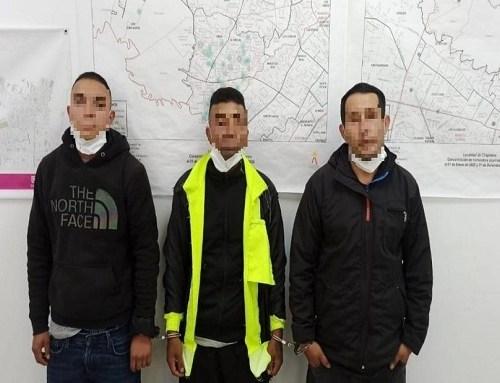 A la cárcel banda de ladrones que usaba falsos uniformes de la Policía