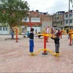 Denuncian venta de droga en el parque de la Virgen en el barrio Bilbao