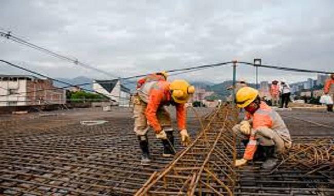 Inicio de la construcción de la cimentación del puente peatonal de la Autonorte con Calle 100