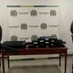 Policía se incautó de un cargamento de marihuana que iba a enviarse a San Andrés