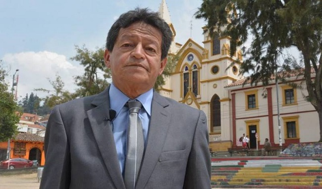 Presidente del Consejo de Gobierno de la JAL, Gustavo Rojas Pinilla invita a la comisión de gobierno a Julián Moreno Alcalde Local