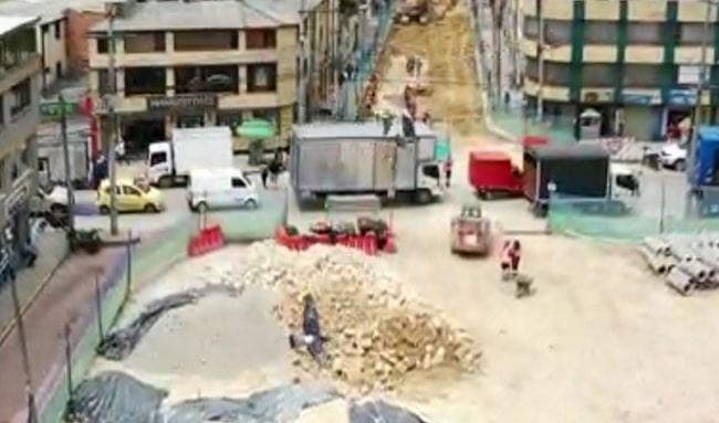 Proyecto Calles Comerciales de Engativá: reactivación económica y mejor uso del espacio público
