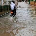 Unidad de Gestión del Riesgo del Departamento atiende y monitorea inundación en Une