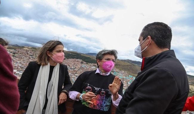 Soacha y Bogotá avanzan en el proyecto de la empresa regional de saneamiento básico