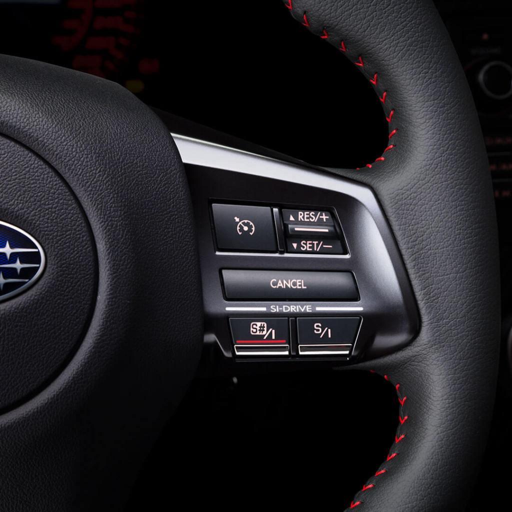 Subaru Turbocharged SI-DRIVE