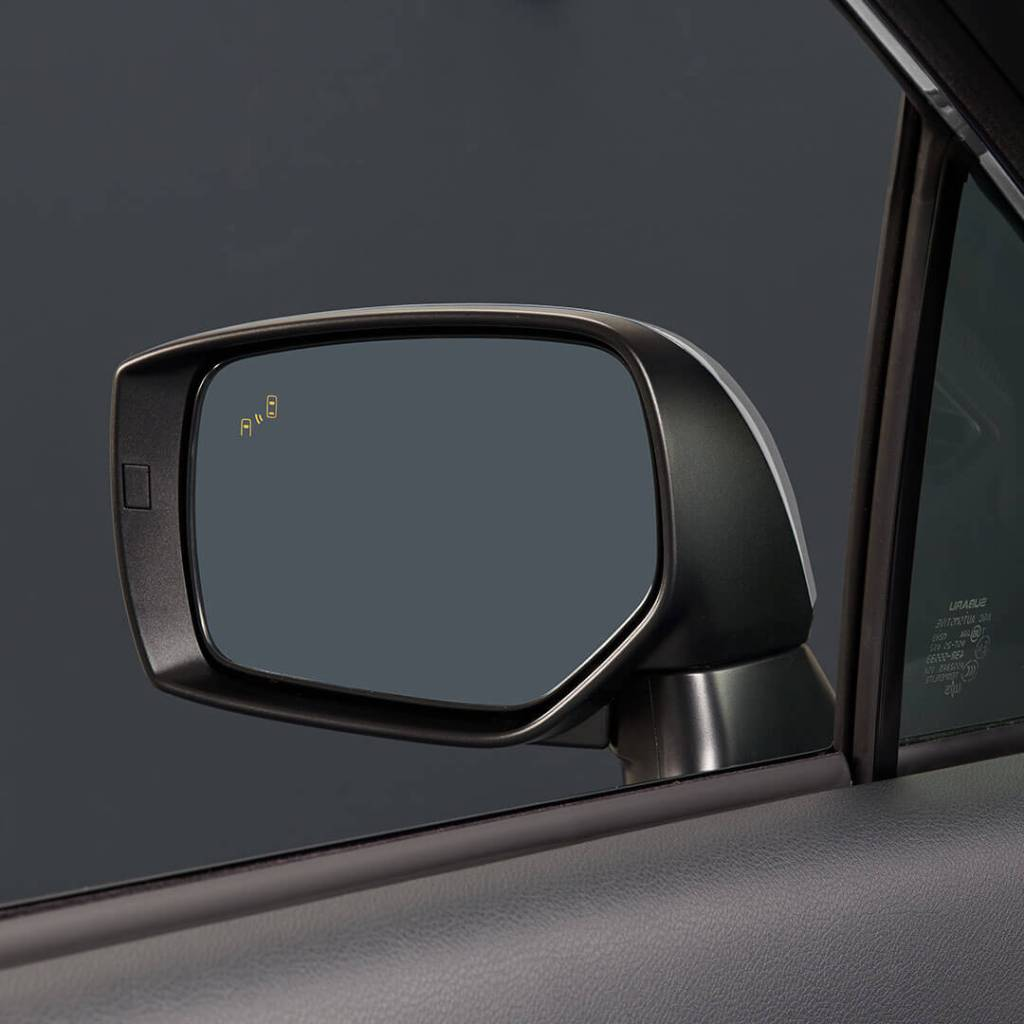 Subaru WRX Side Mirrors
