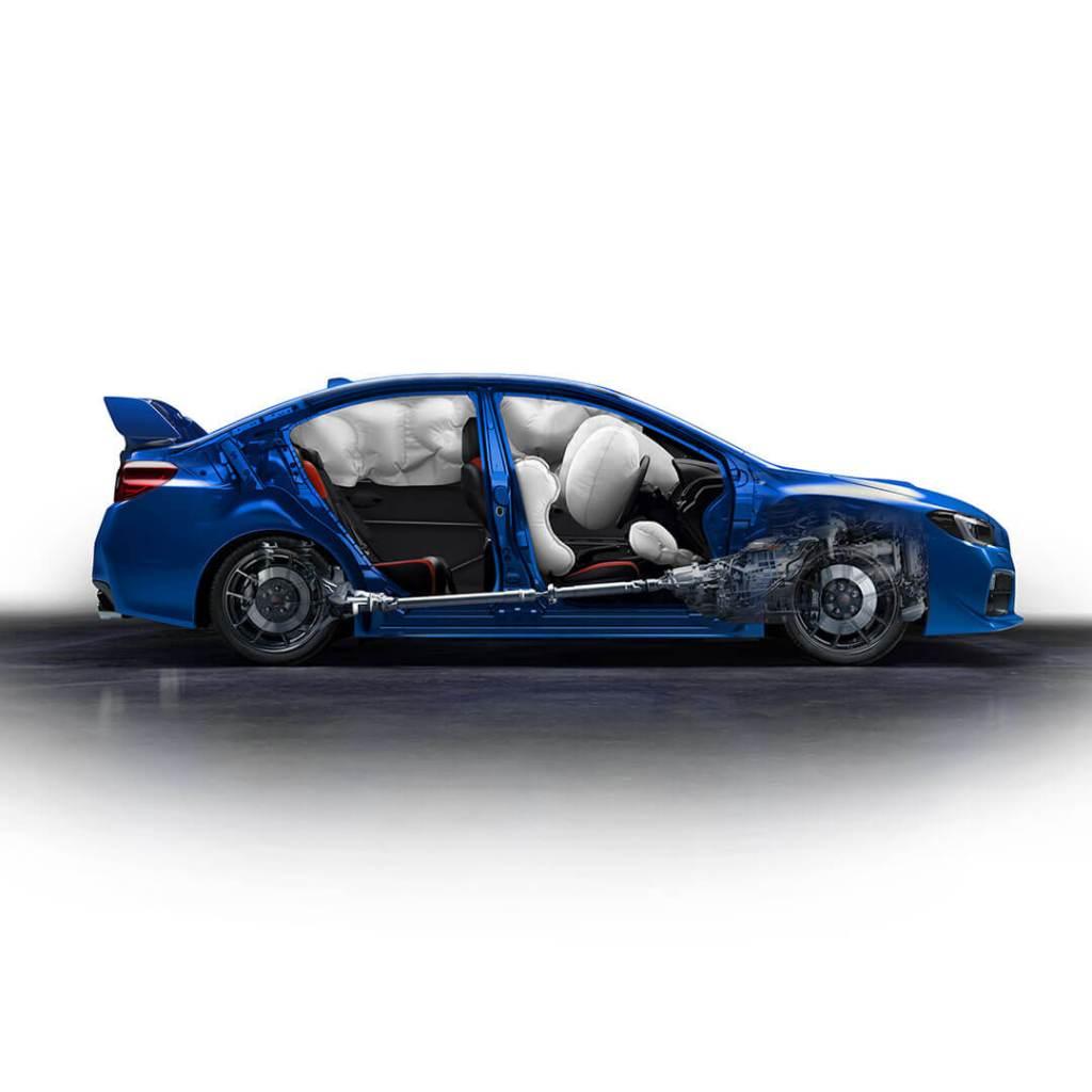 Subaru Airbags