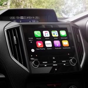 Subaru Infotainment System