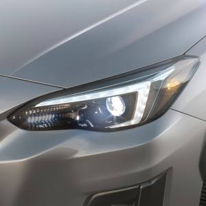 Subaru LED Headlamps