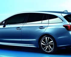 Subaru Levorg Concept Image