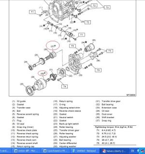 Nissan 1400 diff diagram