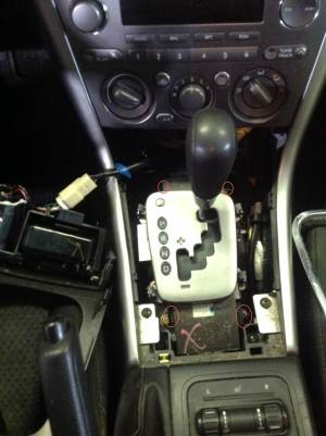 Need to replace gear shifter light on 2005 Outback  Subaru Outback  Subaru Outback Forums