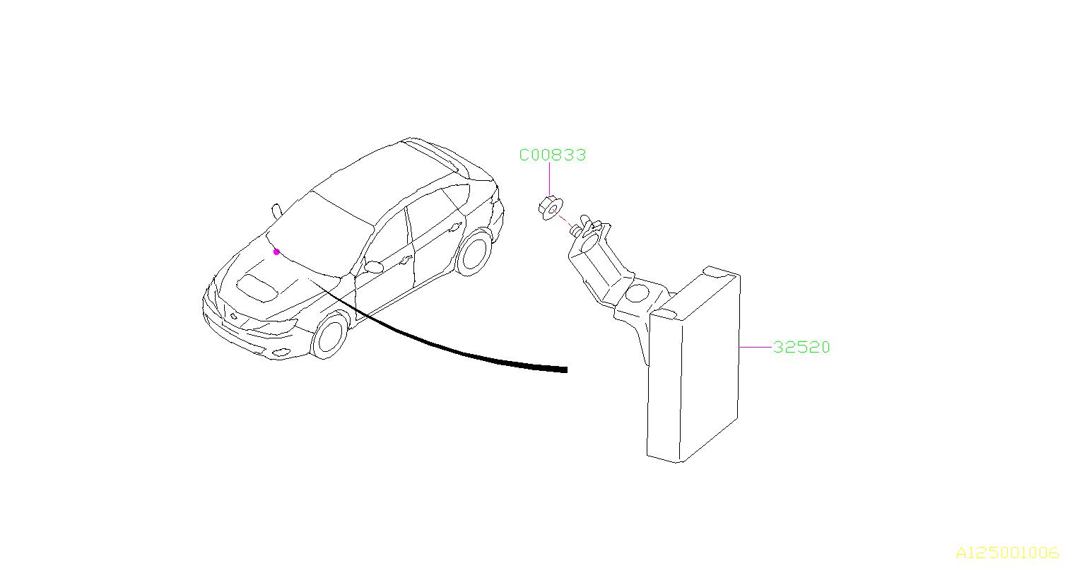 Subaru Sti Nut Engine