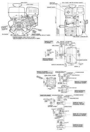 EX27 Small OHC Engine Technical Information | Subaru