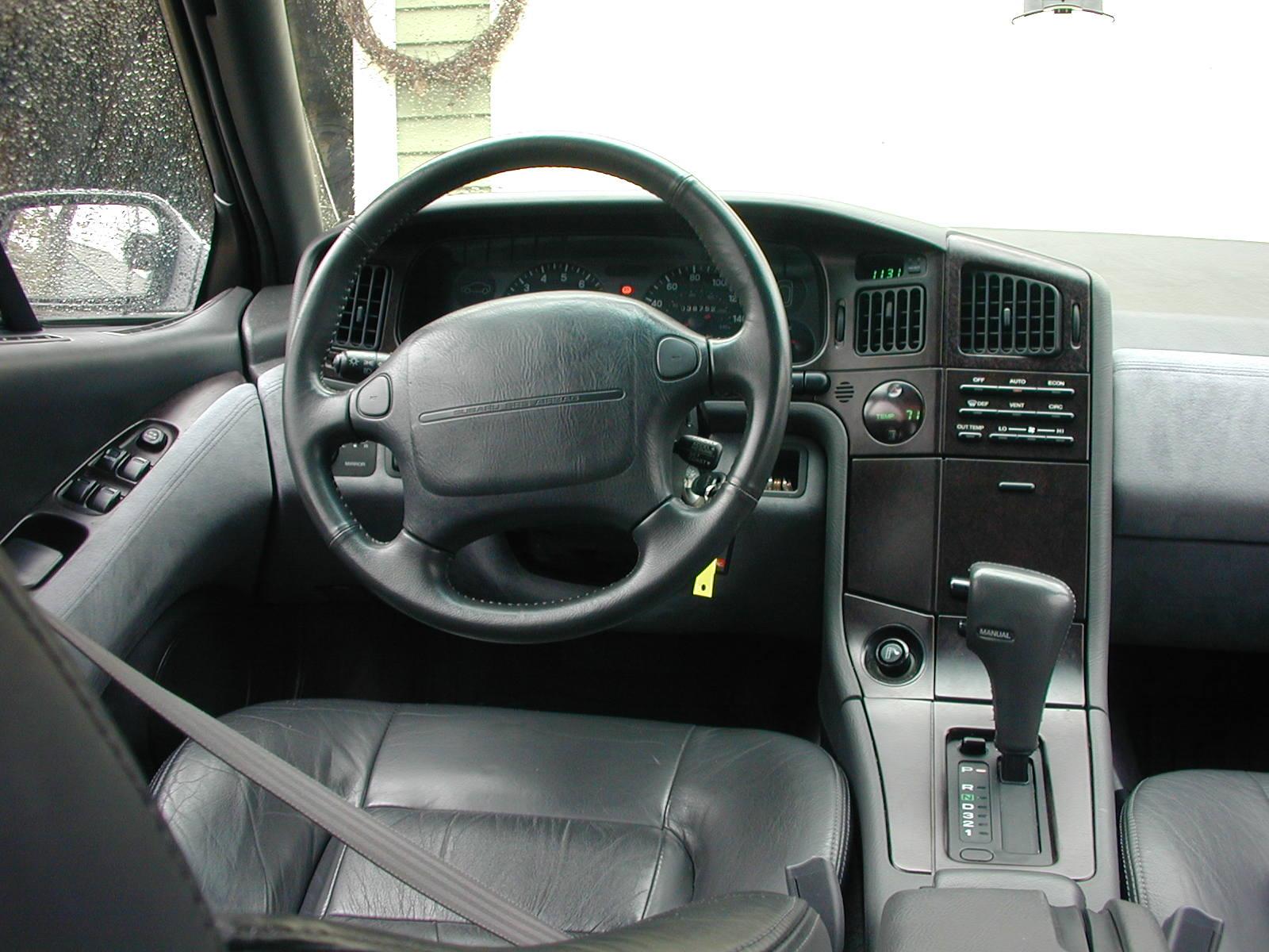 Subarusvx