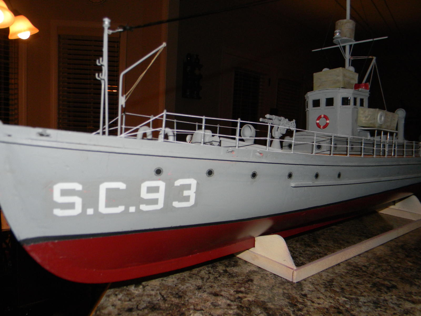Large Scale Rc Ships