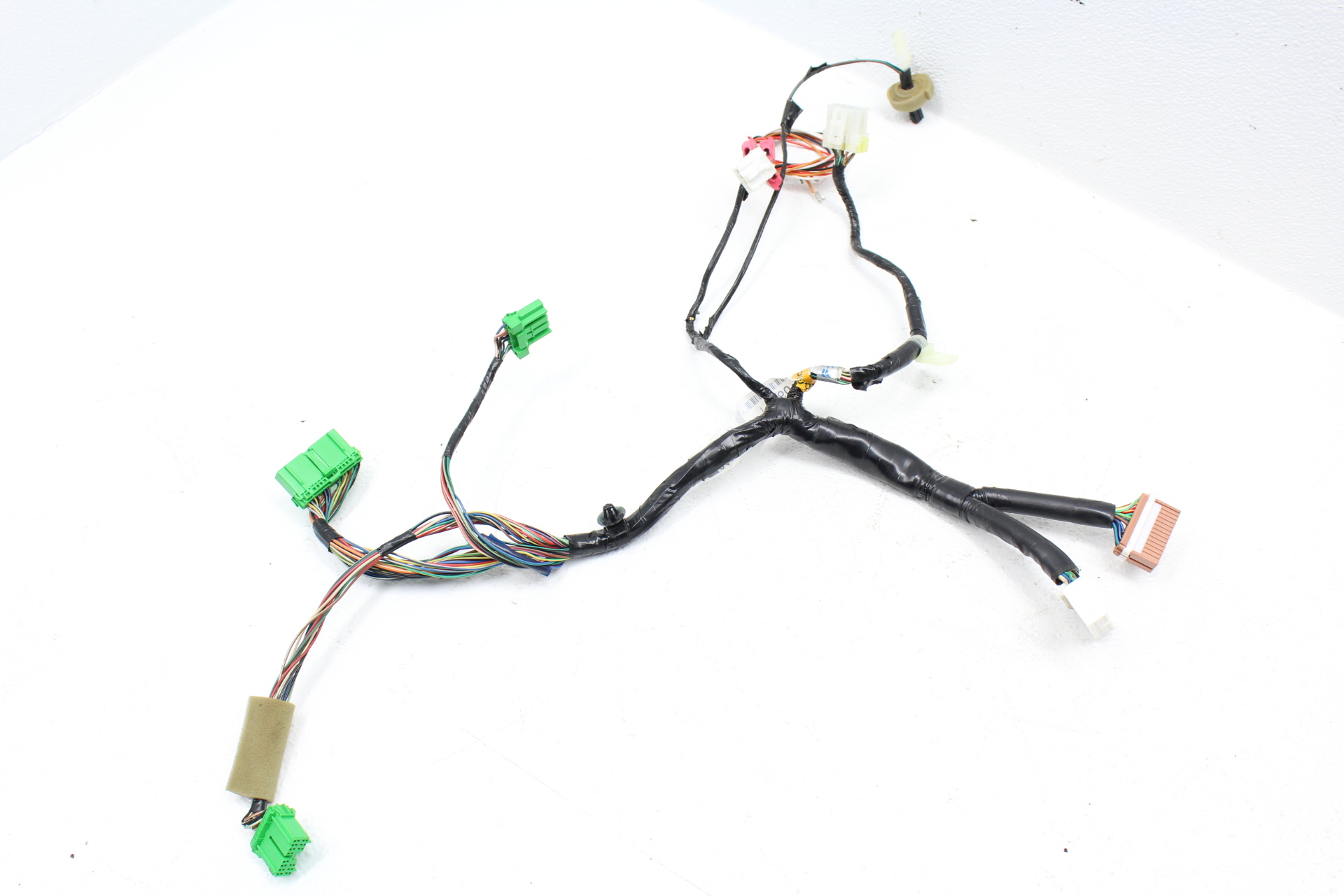 Ecu Wiring Subieautoparts